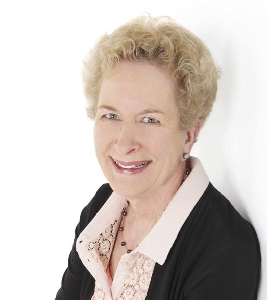 Gail Barrington closeup 2016